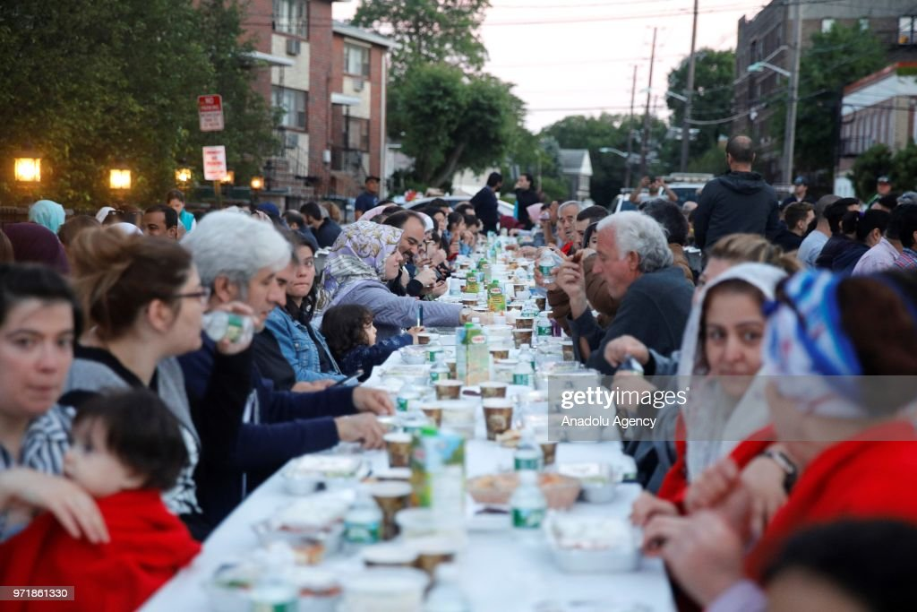Iftar dinner in New Jersey : News Photo