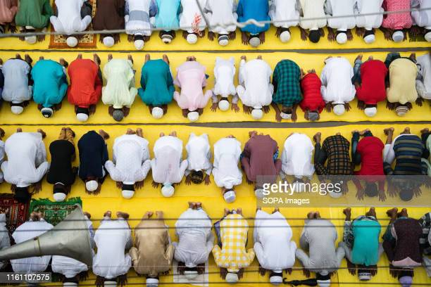 Muslims offer Eid alAdha prayers in Kolkata Eid alAdha is the biggest celebration for Muslims in all over the world after Eid alFitr to commemorate...