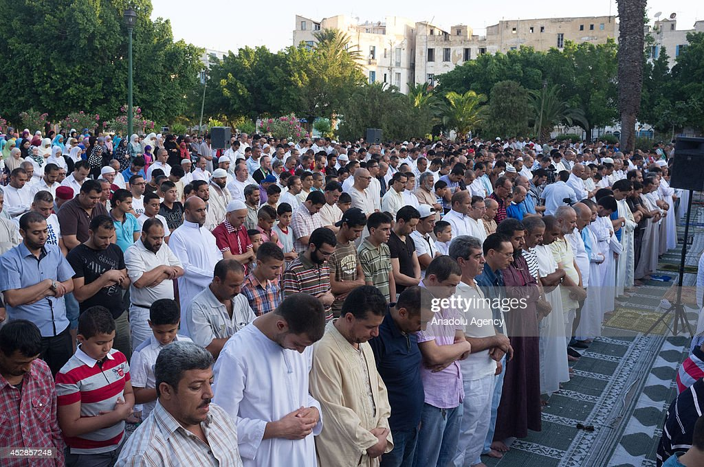 Wonderful Tunisia Eid Al-Fitr Feast - muslims-perform-eid-alfitr-prayer-in-the-capital-tunis-tunisia-on-picture-id452857248?s\u003d612x612  Image_546855 .com/photos/muslims-perform-eid-alfitr-prayer-in-the-capital-tunis-tunisia-on-picture-id452857248?s\u003d612x612