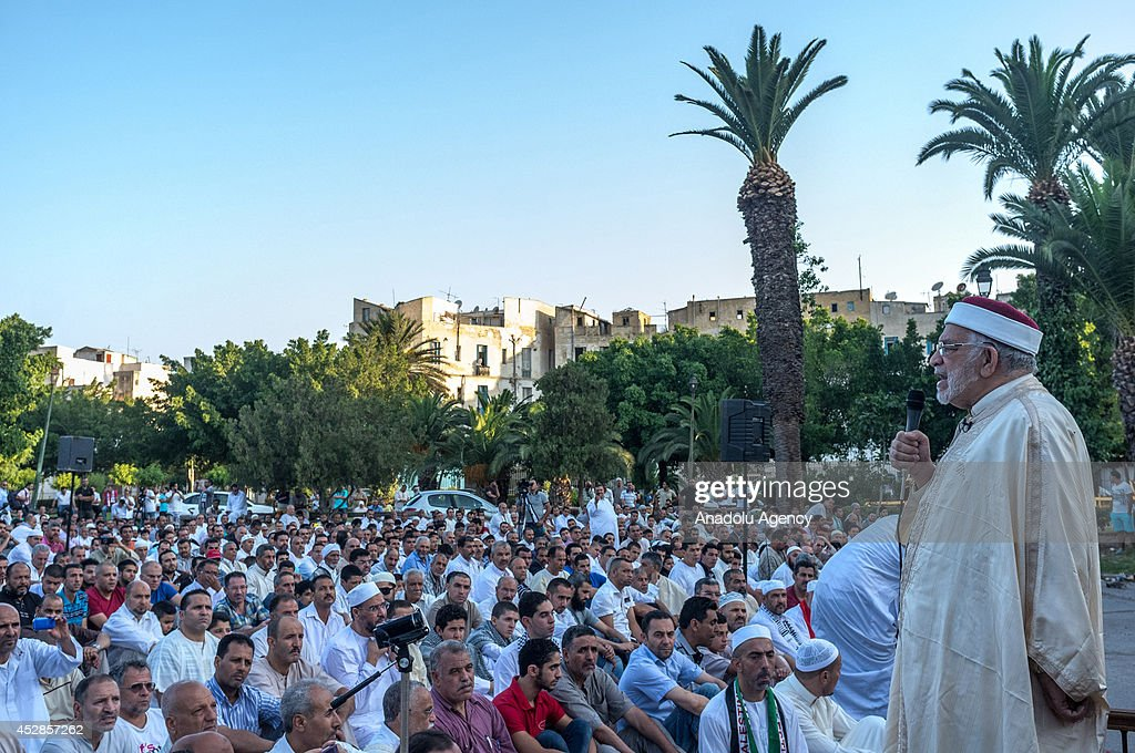 Wonderful Tunisia Eid Al-Fitr Feast - muslims-perform-eid-alfitr-prayer-in-the-capital-tunis-tunisia-on-picture-id452857262?s\u003d612x612  Image_546855 .com/photos/muslims-perform-eid-alfitr-prayer-in-the-capital-tunis-tunisia-on-picture-id452857262?s\u003d612x612