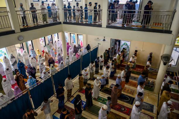 IDN: Health Protocol On Eid Al-Fitr Prayers In Central Sulawesi