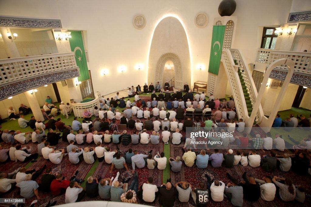 Eid Al-Adha in Croatia : News Photo