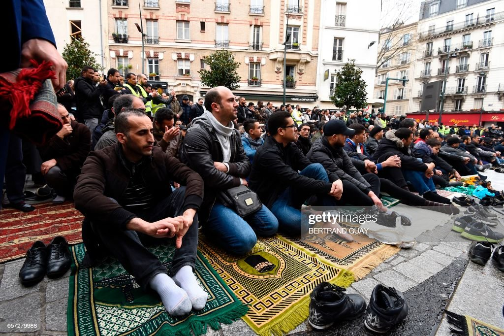 FRANCE-RELIGION-ISLAM : News Photo