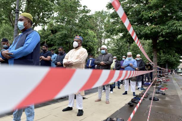 ITA: Eid al-Fitr Celebration In Rome