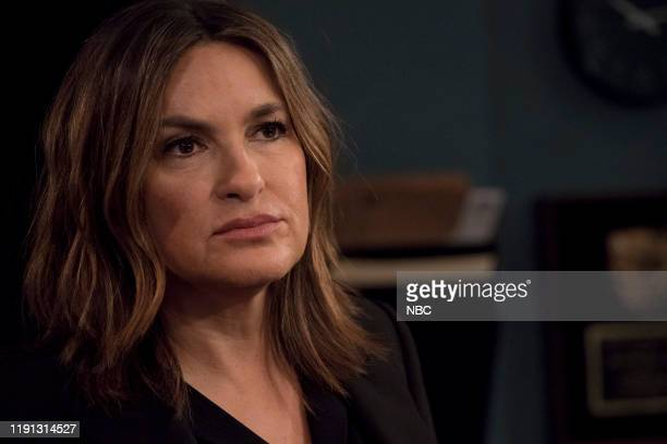 UNIT Must Be Held Accountable Episode 21010 Pictured Mariska Hargitay as Captain Olivia Benson