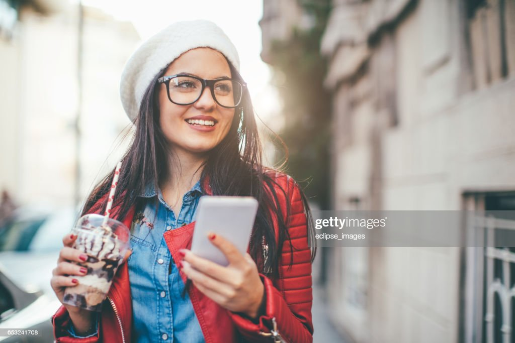 I must tell you this... : Stock Photo
