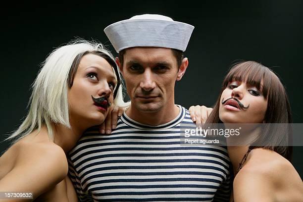 Mustache action