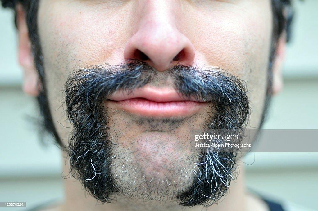 Mustache : Stock Photo