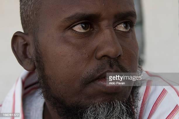 Mustafa Ali Faarah, pirate from Puntland.