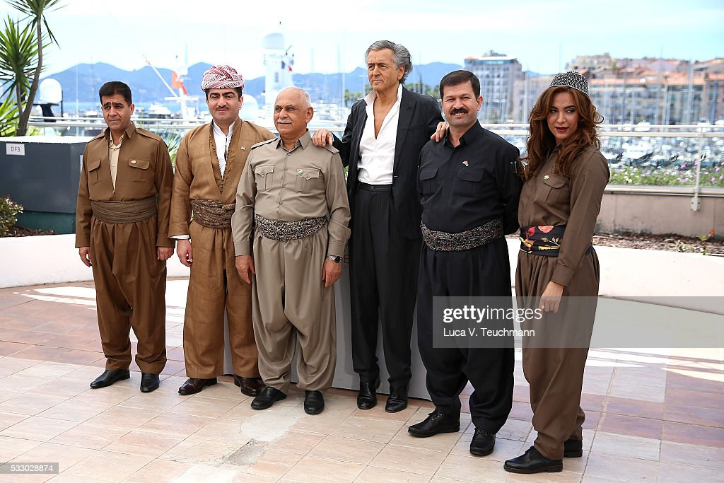 """Peshmerga"" Photocall - The 69th Annual Cannes Film Festival : Photo d'actualité"