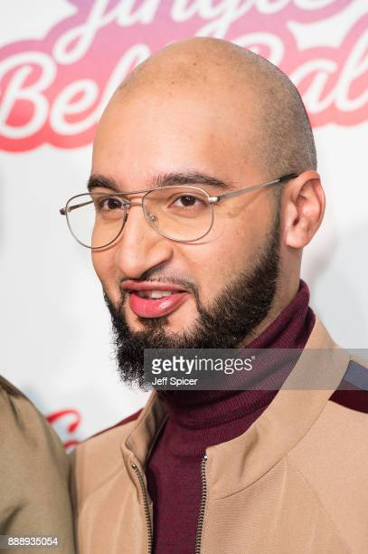 Mustafa Rahimtulla from RakSu attends the Capital FM Jingle Bell Ball with CocaCola at The O2 Arena on December 9 2017 in London England