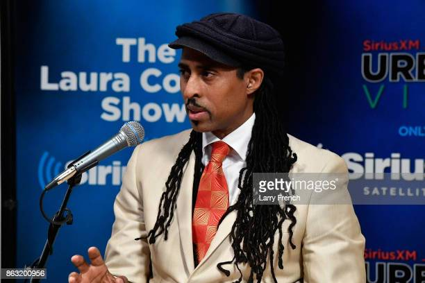 Mustafa Santiago Ali Senior Vice President of Climate Environmental Justice Community Revitalization for the Hip Hop Caucus appears on SiriusXM's...