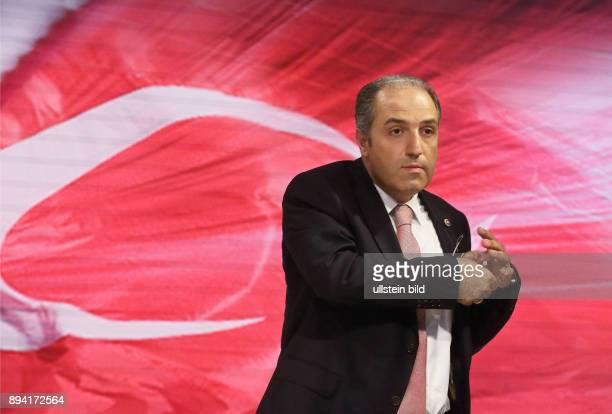 Mustafa Yenerolu in der ZDFTalkshow maybrit illner am in Berlin Erdoans Rache Ist die Türkei noch unser Partner