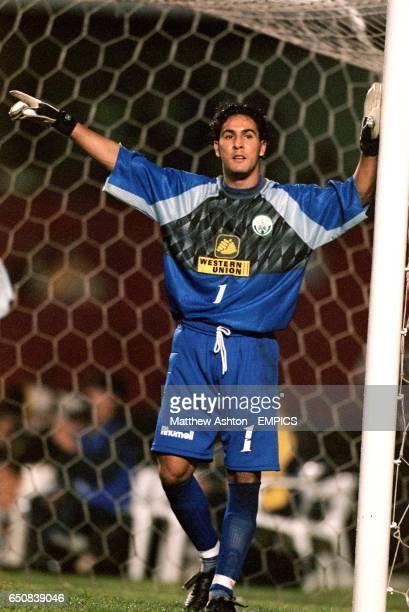 Mustapha Chadili Raja Casablanca goalkeeper