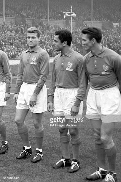 Mustapha Zitouni France Prior to the 1958 World Cup Finals Mustapha Zitouni left France to represent Algeria