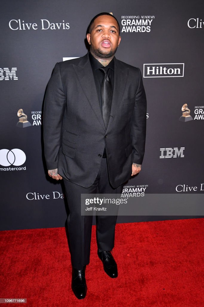 The Recording Academy And Clive Davis' 2019 Pre-GRAMMY Gala - Arrivals : News Photo