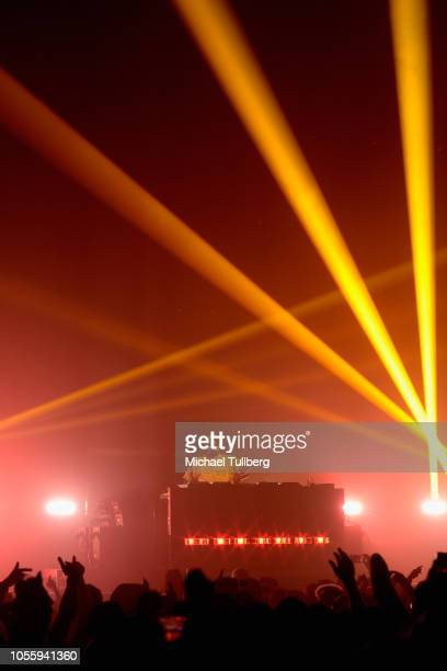 Mustard performs at The Shrine Auditorium on October 31 2018 in Los Angeles California
