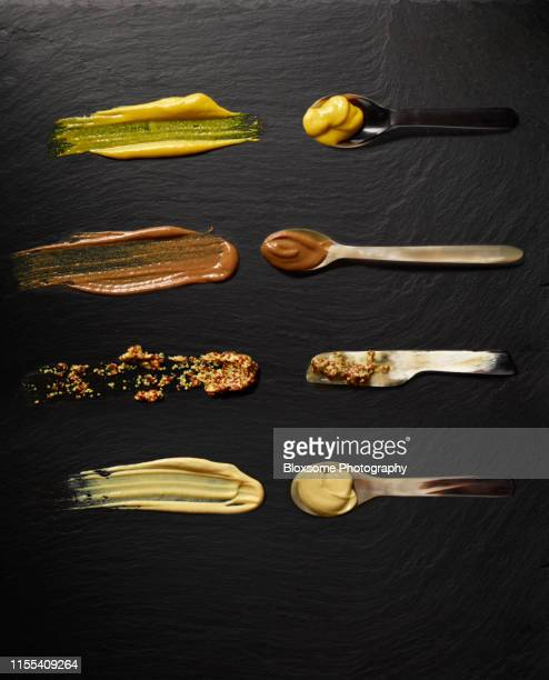 mustard - food dressing stock pictures, royalty-free photos & images