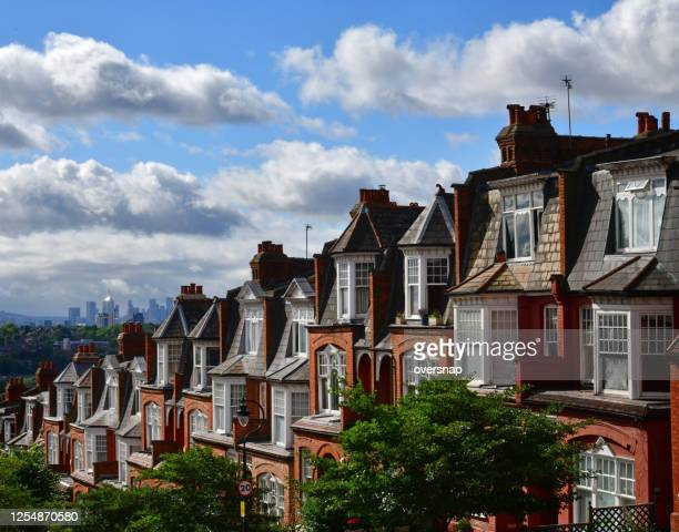 muswell hill - real estate stock pictures, royalty-free photos & images
