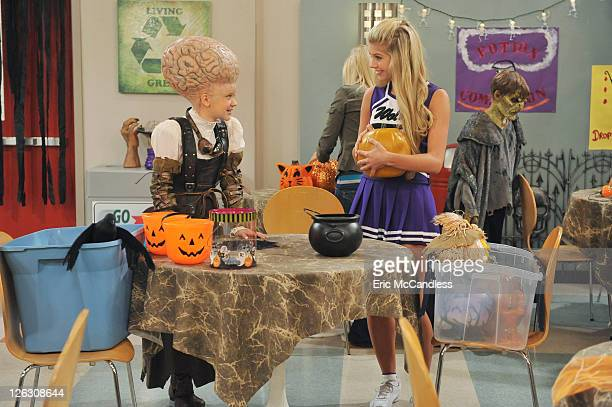 ANT FARM 'mutANT Farm' It's Chyna Parks' first day in the mutANT Program where monsters go to school with normal high school students China Anne...