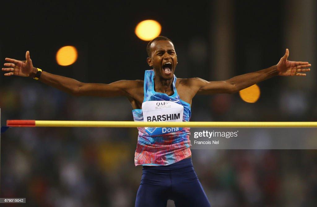 Doha - IAAF Diamond League 2017 : News Photo