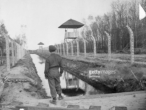 A mute symbol to the Nazi deed's of horror is the concentration camp at Vught Holland built with a 35000 person capacity which probably made it the...