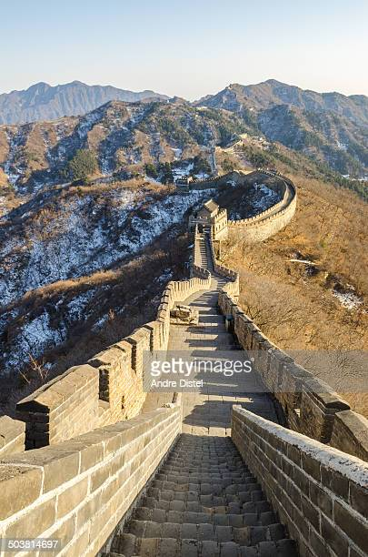 CONTENT] Mutianyu is a section of the Great Wall of China located in Huairou County 70 km northeast of central Beijing The Mutianyu section of the...