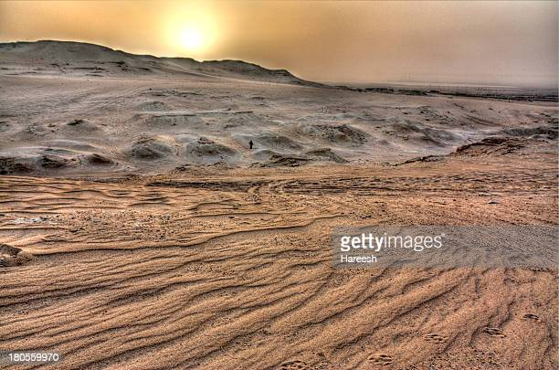 Mutla ridge, Kuwait