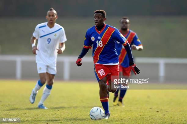 Mutombo MBUYI Congo / Gabon Amical ManteslaJolie