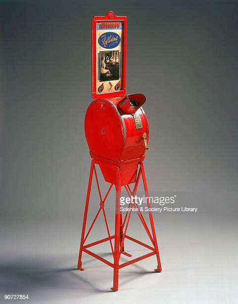 Mutoscopes commonly known as �What The Butler Saw� machines were very popular amusements on piers in the early part of this century and were one of...