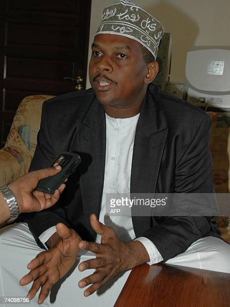 The strong man of the autonomous Comorian island of AnjouanMohamed Bacar who refused until now to leave his post as president said 08 May 2007 in...
