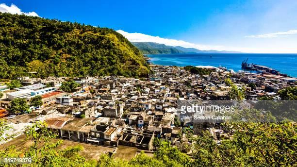 Mutsamudu, the capital of Anjouan Island
