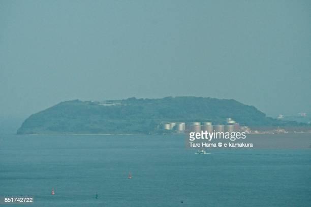 mutsurejima island in shimonoseki city in yamaguchi prefecture - 山口県 ストックフォトと画像