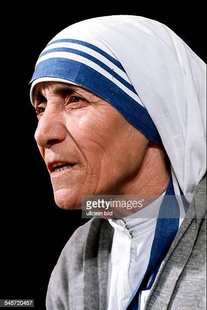Mutter Teresa Nun Albania *