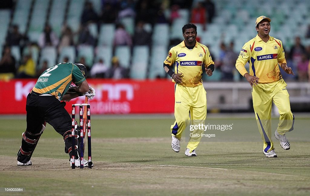 Chennai Super Kings v Central Stags - 2010 Champions League Twenty20