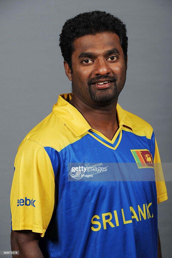 ICC Champions Photocall - Sri Lanka