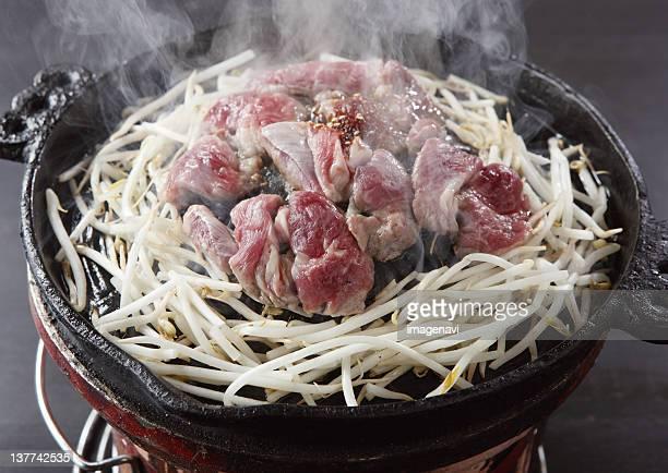 Mutton barbecue