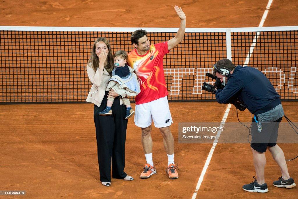 Mutua Madrid Open Masters v day 5 : News Photo