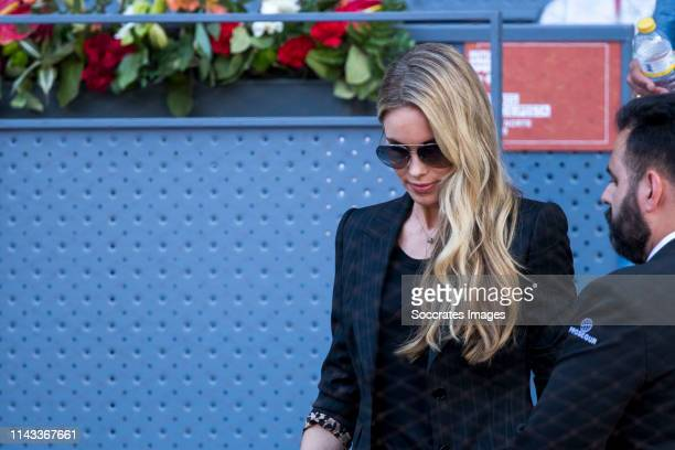 Mutua Madrid Open Helen Svedin during the match between Mutua Madrid Open Masters v day 9 on May 12 2019 in Madrid Spain