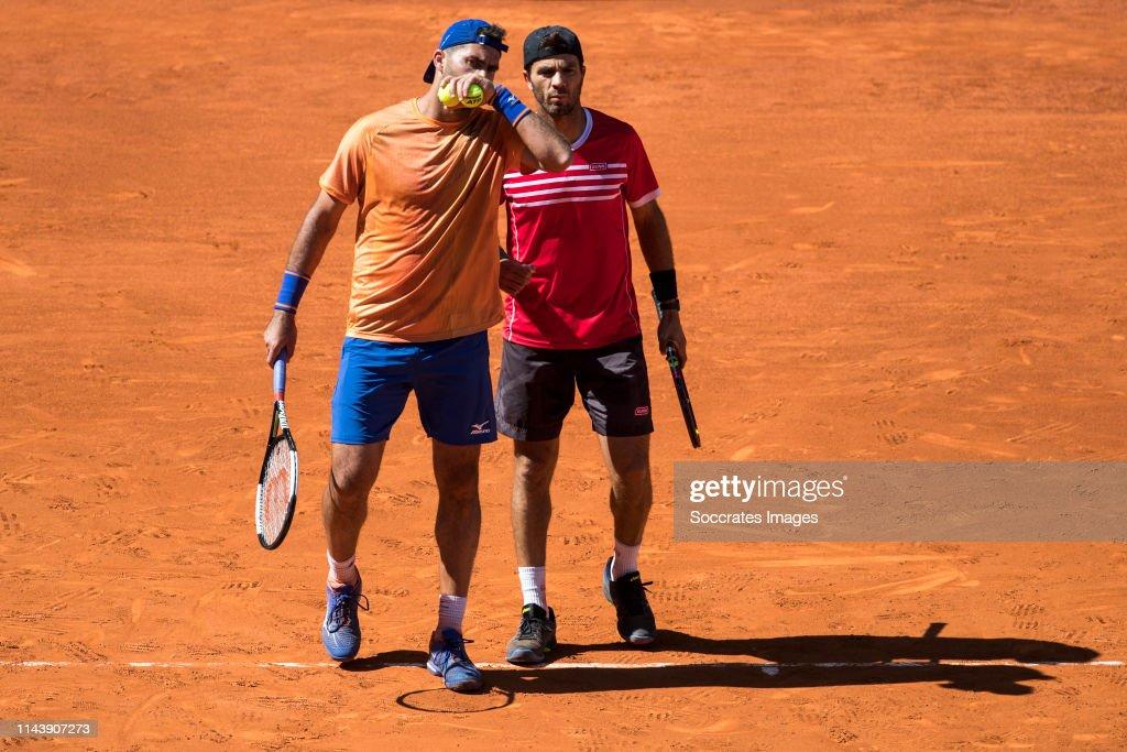 Mutua Madrid Open Masters v day 9 : News Photo