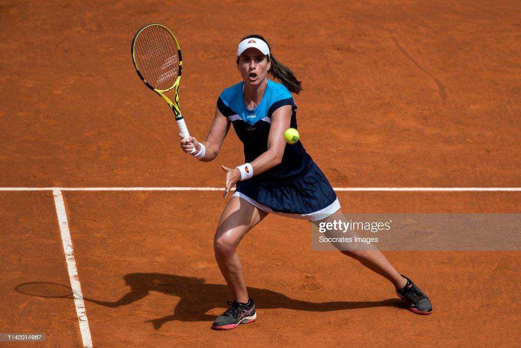 Mutua Madrid Open Masters v day 2 : News Photo