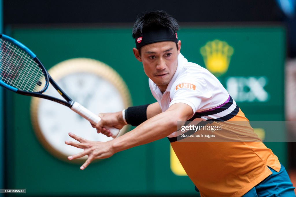 Mutua Madrid Open Masters v day 5 : ニュース写真