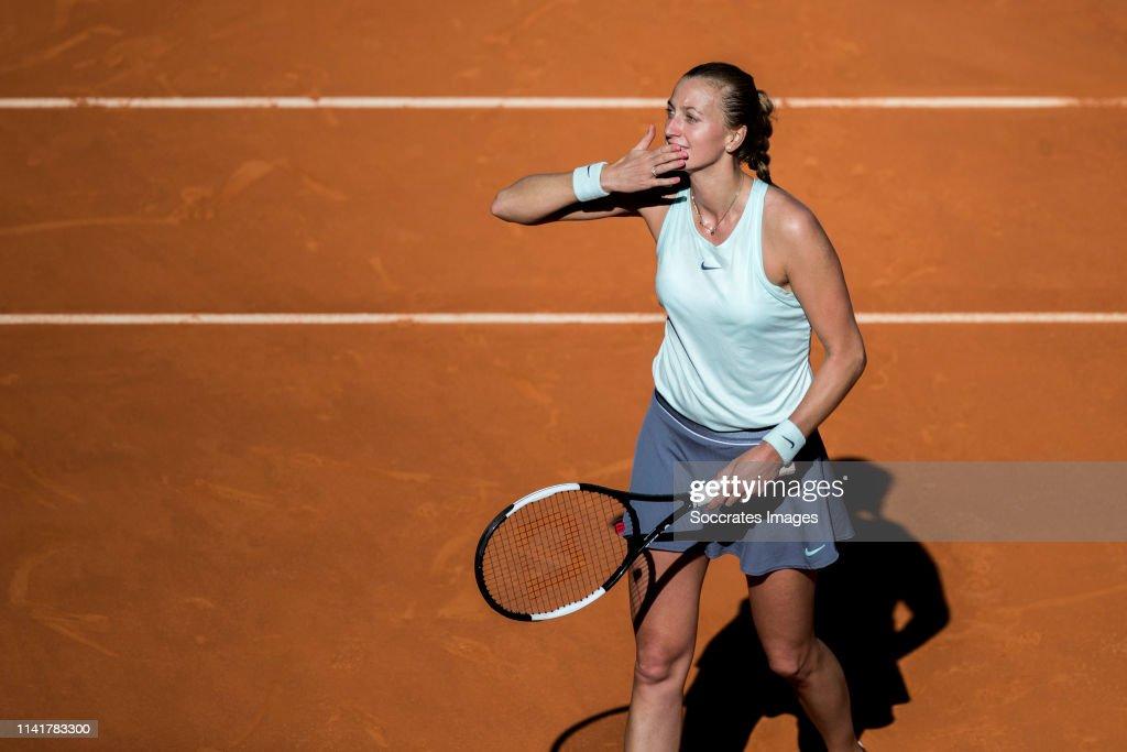 Mutua Madrid Open Masters v day 1 : News Photo