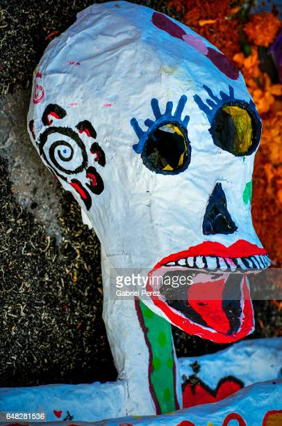 México City: A Portrait of Dia de los Muertos