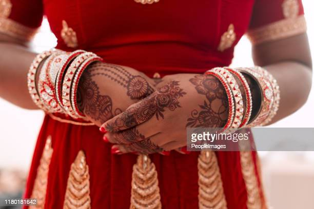 my beauty as a bride is in my henna - hinduism stock pictures, royalty-free photos & images