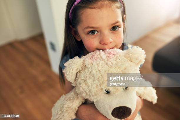 my best friend in the whole wide world - teddy bear stock pictures, royalty-free photos & images