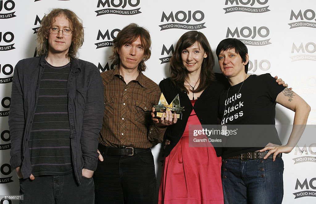 Schön My Bloody Valentine Wins Classic Album Award At The Mojo Honours List 2008  At The Brewery