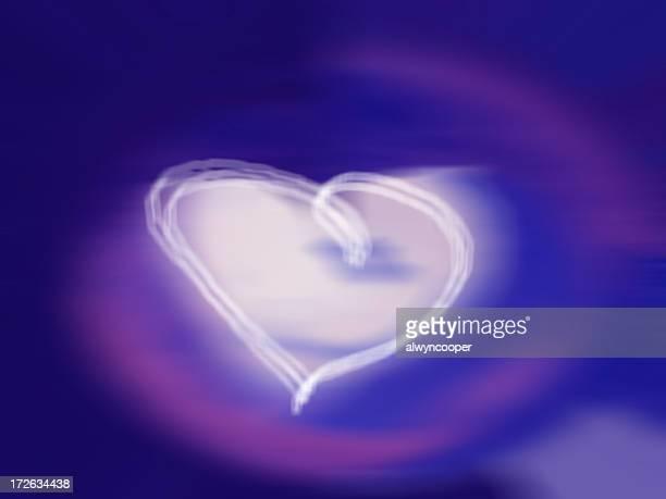 il mio cuore blu - avatar foto e immagini stock