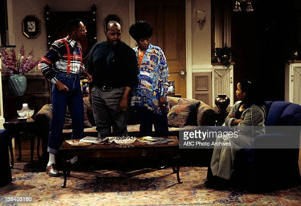 MATTERS My Bodyguard Airdate March 17 1995 JALEEL