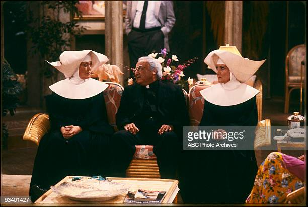 GIRLS My Brother My Father Season Three 2/6/88 Sophia's brother Angelo a priest comes to visit Rue McClanahan and Betty White starred